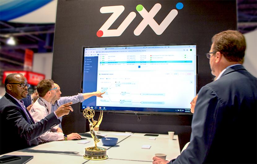 Zixi, Ibc 2019