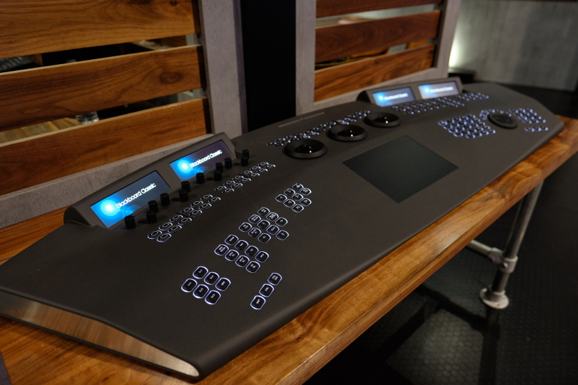 New Blackboard Classic control panel on show, as well as workflow improvements for VFX, dailies, broadcast and more.