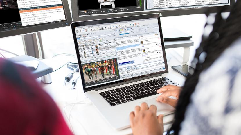 Broadcast workflow, Dalet