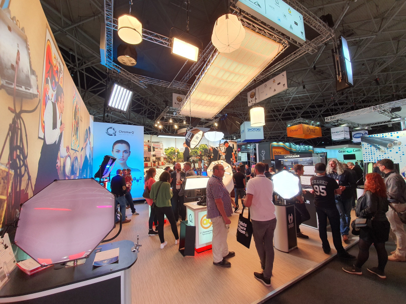 In Pictures: IBC 2019 Day 1