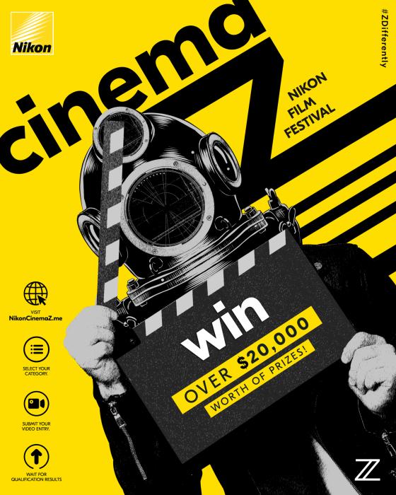 Nikon, Film festival, Nikon Z, Dubai, UAE