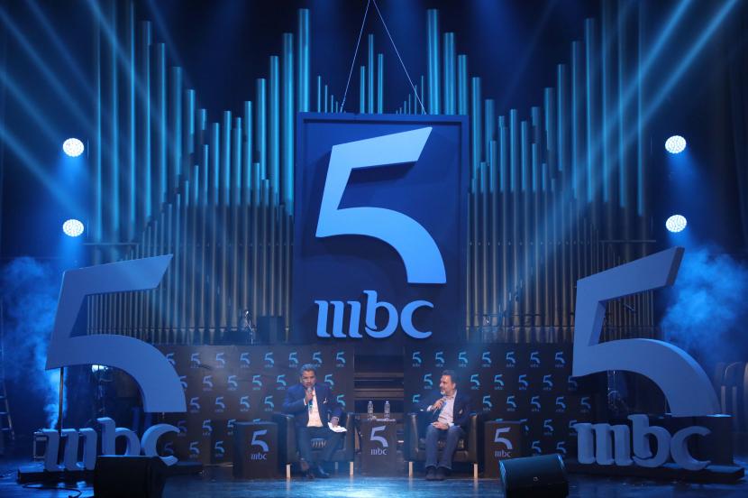 Mazen Hayek & Mohammed Abdelmotaal at the MBC launch