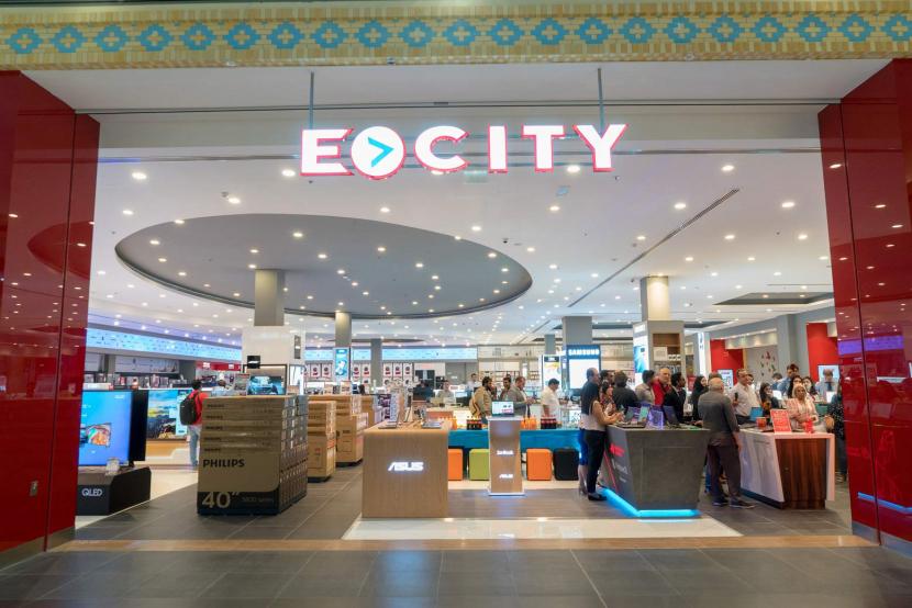 ECity, Professional camera shops in Dubai