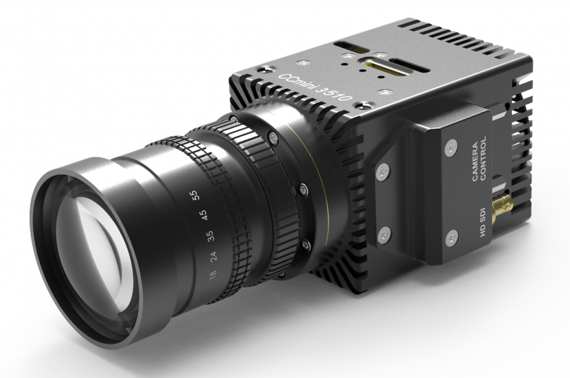 Images show the IDT CrashCam Mini 3510 plus a very tight finish captured by an IDT high speed camera at 700 frames per second and via a standard camera at 25 fps