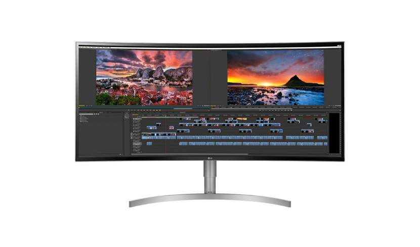 Lg, UltraWide monitors, TV screens