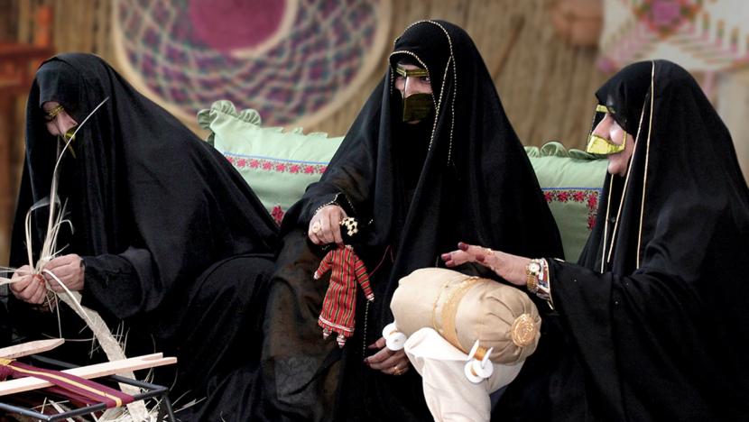 Image Nation Emirati short film, Al Ghadeer Image Nation short film