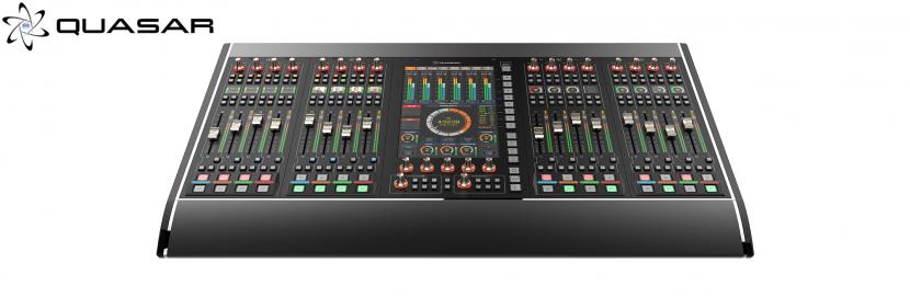 Telos Alliance, Ibc 2019, Axia broadcast audio mixer