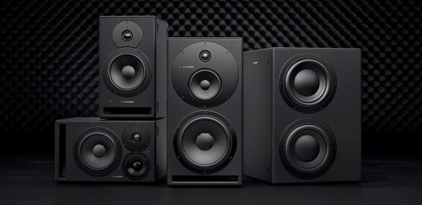 Studio audio, Audio, Studio monitors