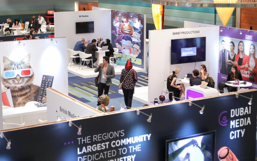 Dubai International Content Market