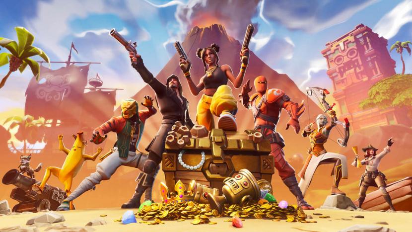 FOrtnite, Fortnite servers down, Epic Games