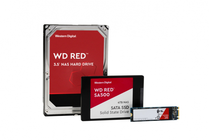 THe WD Red series.