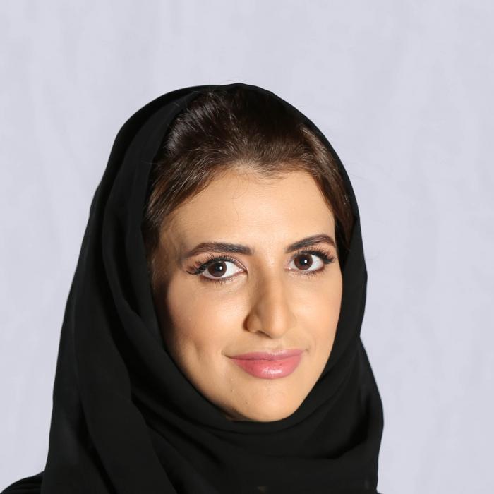 Sarah Al Jarman, general manager, Dubai TV.