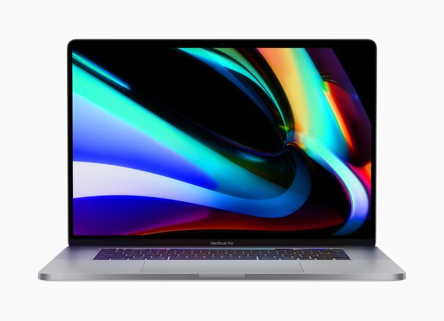 MacBook Pro 16 inch Dubai