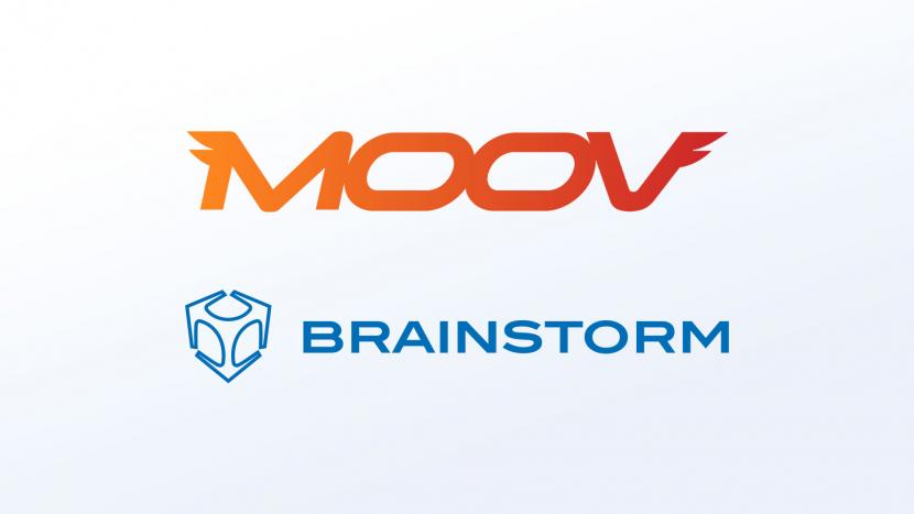 Moov VR and AR, Brainstorm motion capture