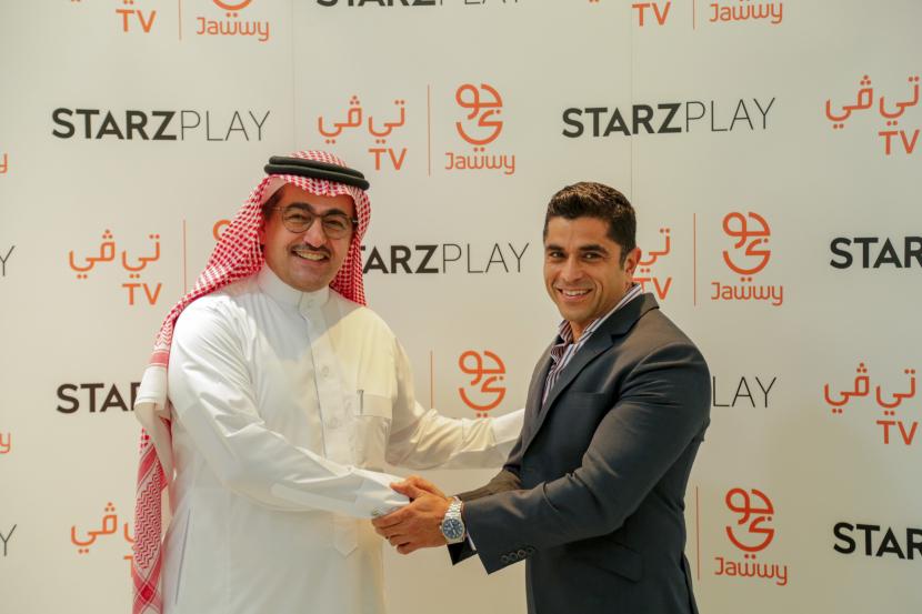 Hamoud Al Rumayan and Maaz Sheikh.