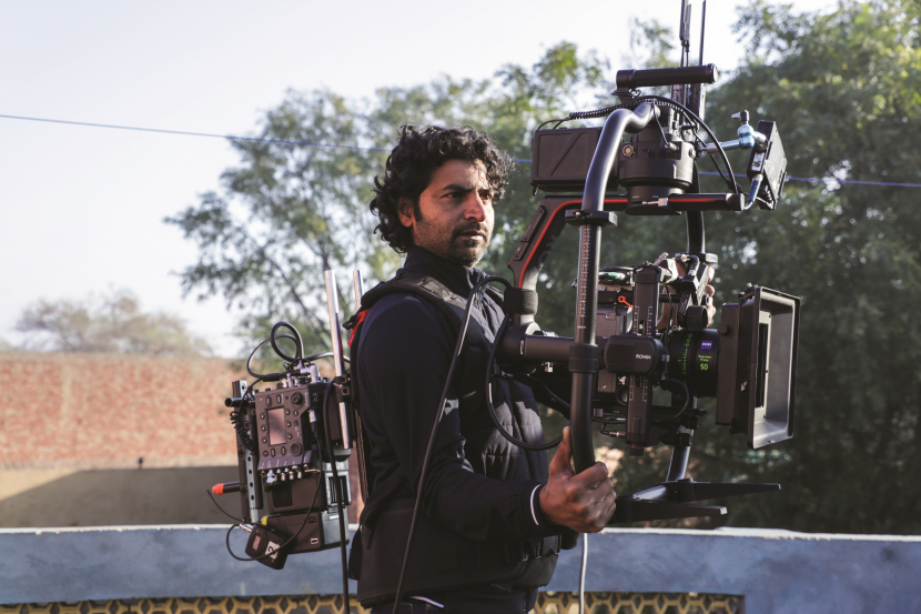 Sudhakar Reddy was one of the first cinematographers in India to shoot on Venice, which can capture images up to a maximum resolution  of 6048 x 4032.