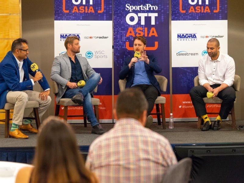 OTT Summit USA, OTT Summit Asia