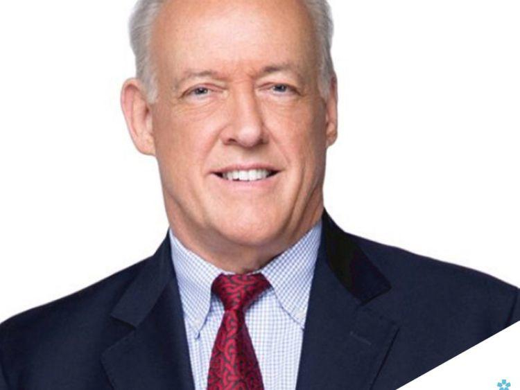 Malcolm Taylor was popularly known as a one of the hosts on Dubai Eye's Business Breakfast.