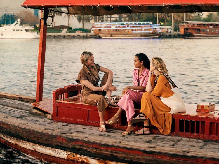 Dubai Tourism ad campaign