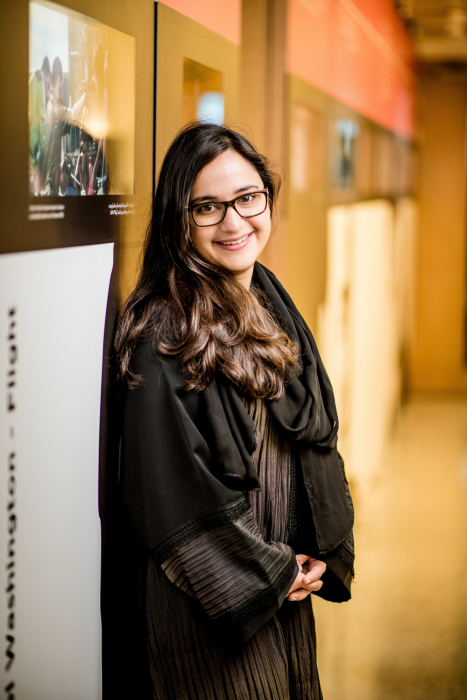 Hana Kazim.
