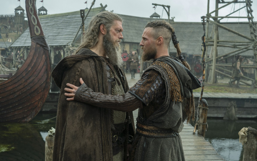 Vikings is created and written by Michael Hirst who serves as executive producer along with Morgan O'Sullivan and more