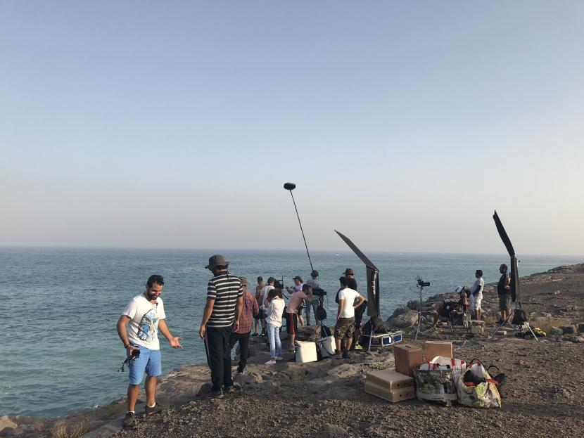 Shahad Ameen Saudi Arabia, Cinemas in Saudi, Khaleeji, Image Nation Abu Dhabi, Sayidat Al Bahr Scales film, Scales Image Nation Abu Dhabi