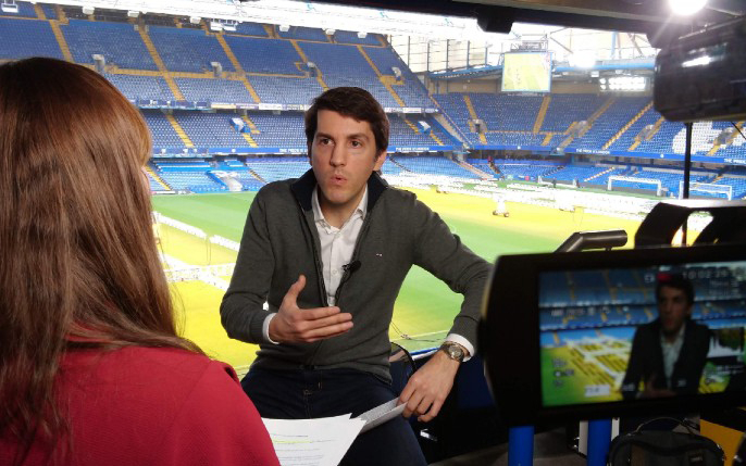 Panasonic demonstrated its range of broadcasting solutions for sports t the SVG FutureSport event.
