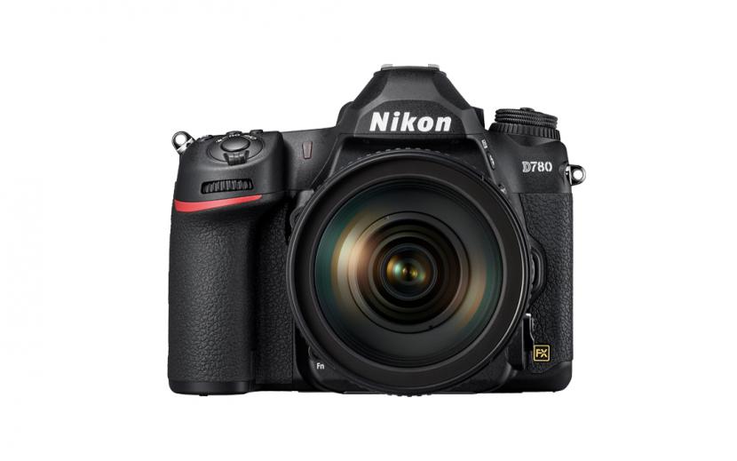 Nikon D780 DSLR camera.