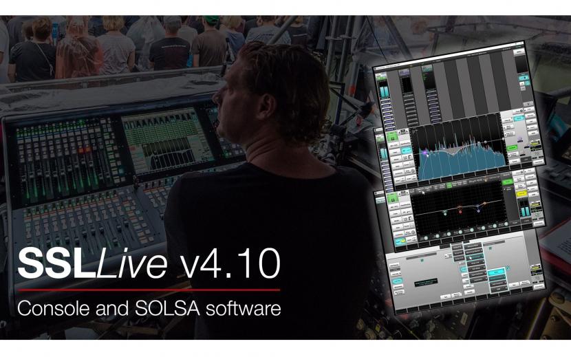 SSL Live v4. 10.