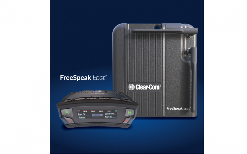 A focus of Clear-Com's presence at ISE will be the FreeSpeak Edge system which is the latest addition to the industry.