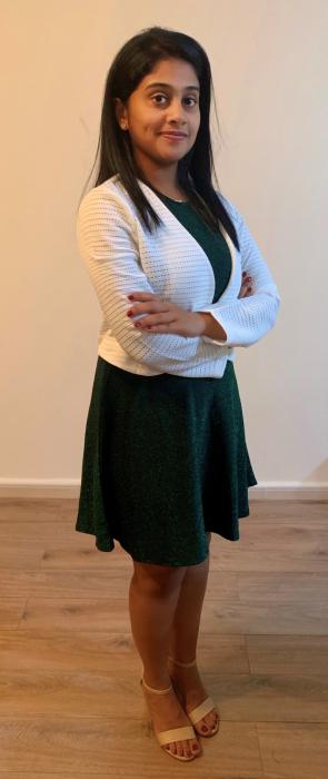 Christina Varghese.