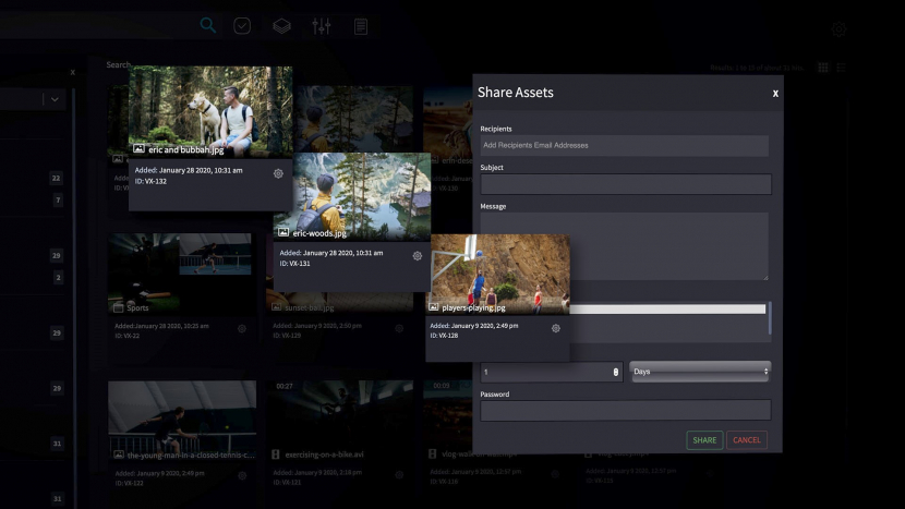 Portal 4.2 allows broadcasters to take control of their assets whilst providing intelligent workflows throughout the editing process.