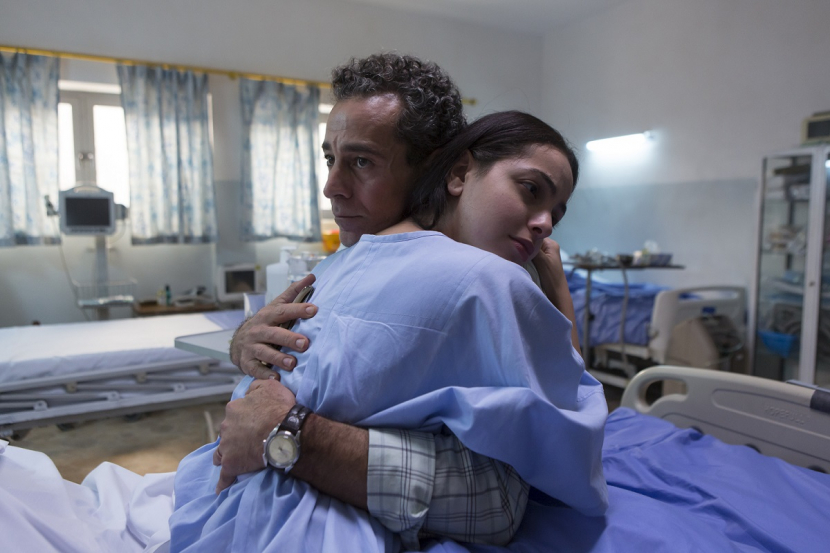The show follows Iraqi ex-policeman Muhsin al-Khafaji (Waleed Zuaiter) who has lost everything and is battling daily to keep himself and his sick daughter, Mrouj (July Namir;), safe.