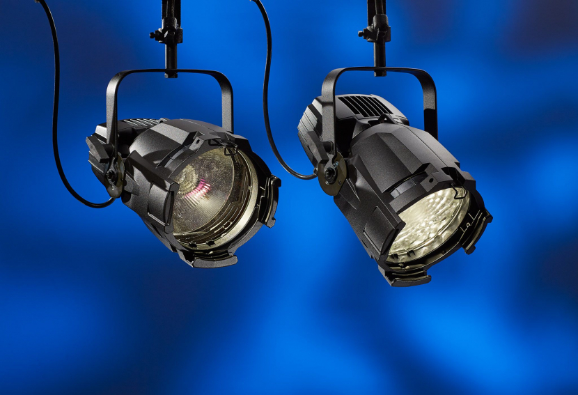 ETC, LED studio lighting