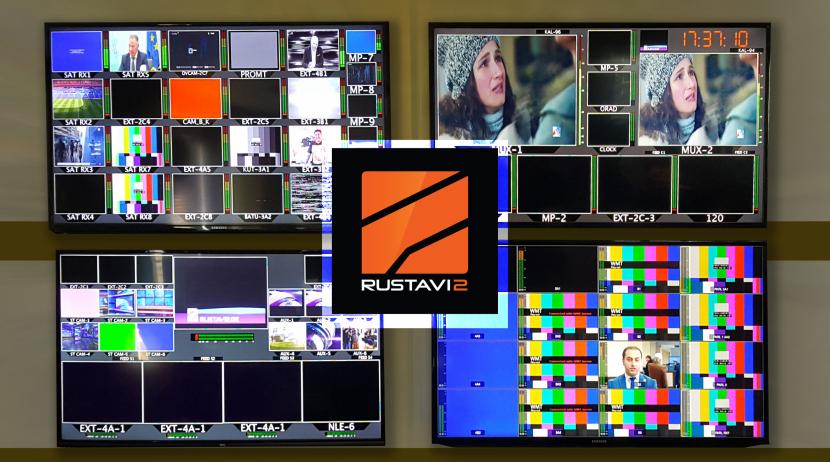 RustaviTV Georgia, PlayBox Neo, Channel in a box