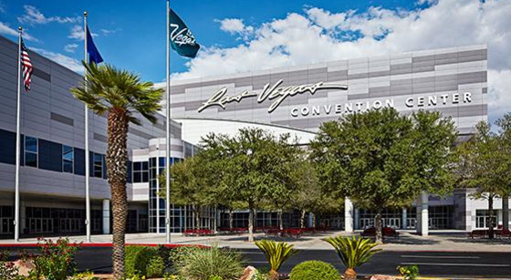The Las Vegas Convention Center where NAB was scheduled to be held.