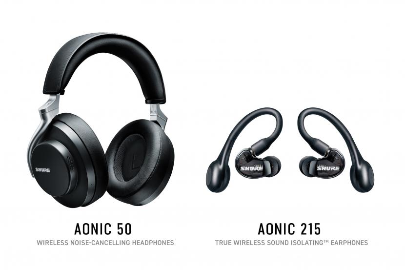 Shure's new Aonic headphones