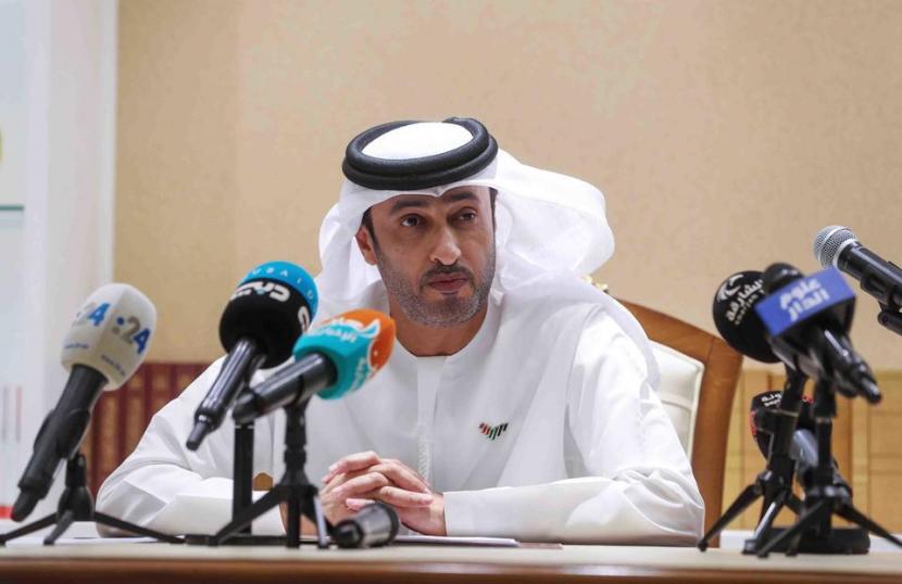 Dr Hamad Saif Al Shamsi, the UAE Attorney General. (Photo: WAM)