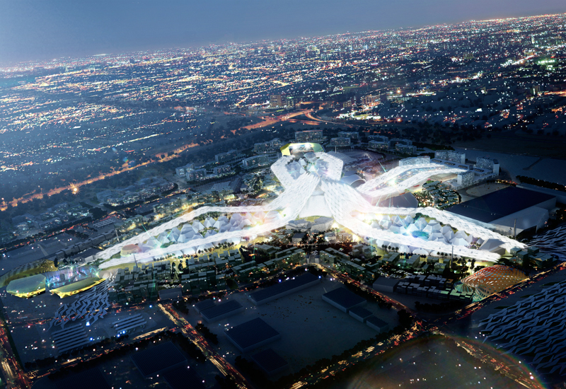 Expo 2020 is scheduled to be held in Dubai, starting from October 2020.