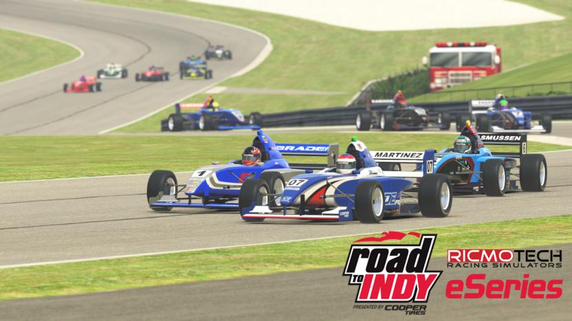 Nextologies, Road to indy broadcast, MAV TV Canada motorsport broadcast