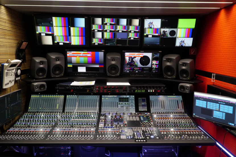 The ORF will cover Alpine winter sports, football broadcasts, entertainment shows and concerts using its new OB system.