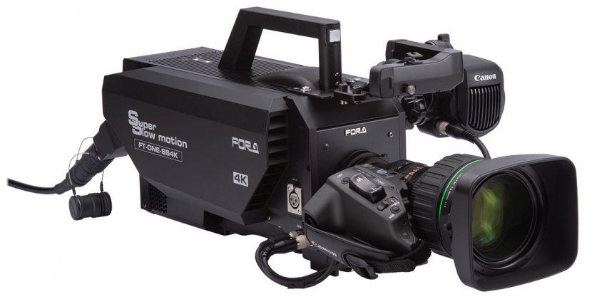 FOR-A FT-ONE-SS4K full 4K variable frame rate camera