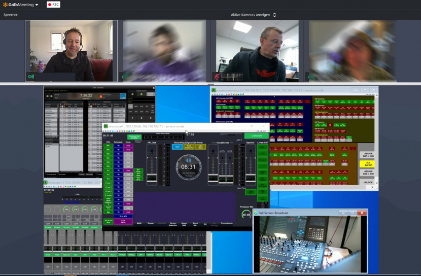 Lawo, Lawo broadcast equipment, Broadcast technology, Production Technology