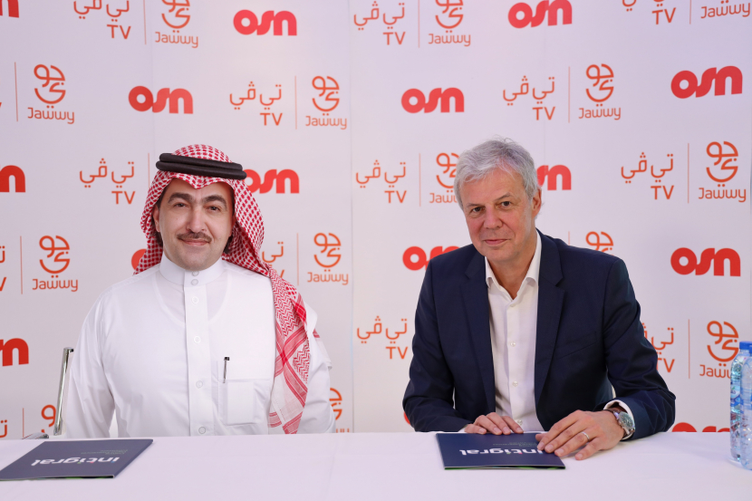 The new partnership sees OSN continue its expansion in the Middle East.