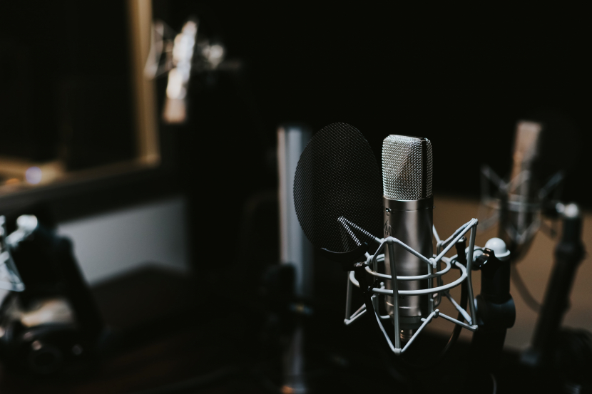 The global popularity of podcasts has increased over the last few years.