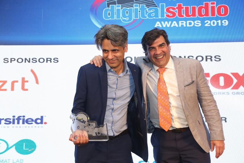 Award, Digital Studio Awards 2020, Digital studio awards, DSAwards 2020, Shure Middle East, DS Awards