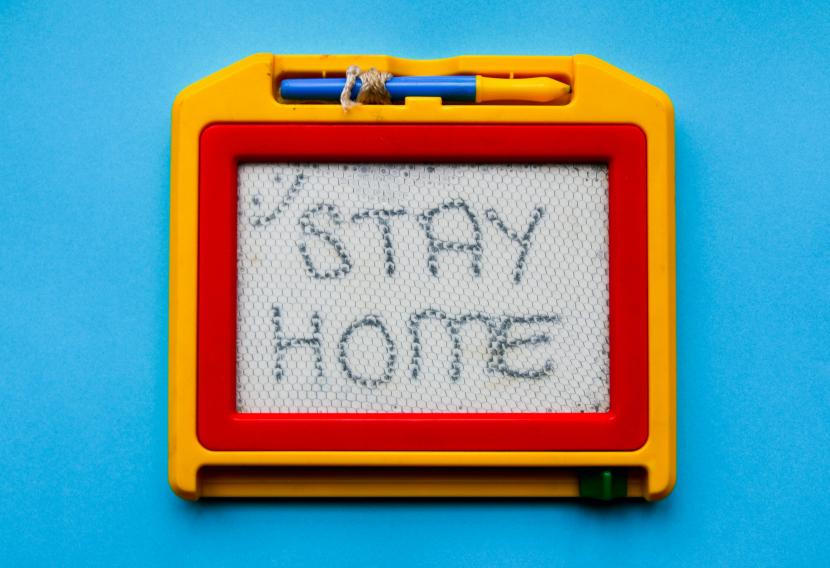 ITP Live, #StayHome coronavirus