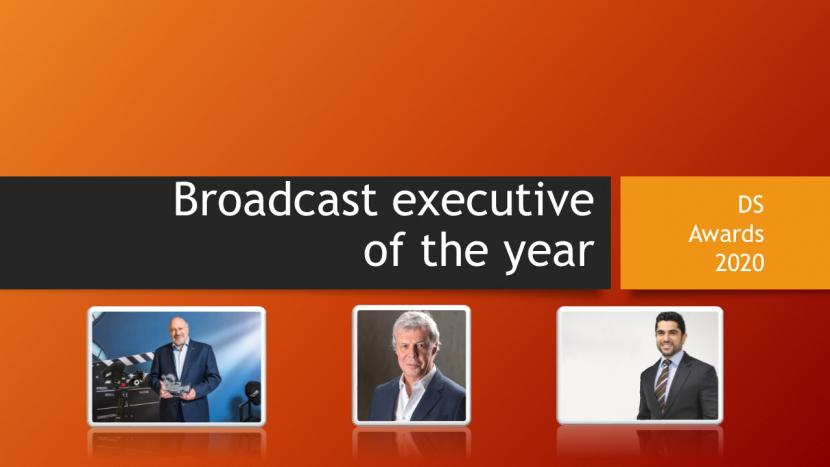 Award, Broadcast executive of the year 2020, Digital studio awards, Digital Studio Middle East, Patrick Tillieux, Maaz Sheikh, Fayez Al Sabbagh Spacetoon TV