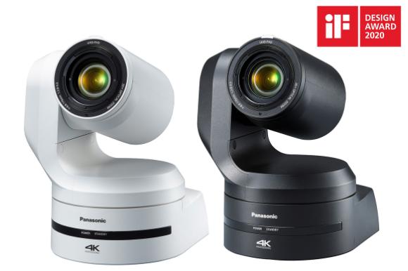 The  Panasonic AW-UE150 camera.