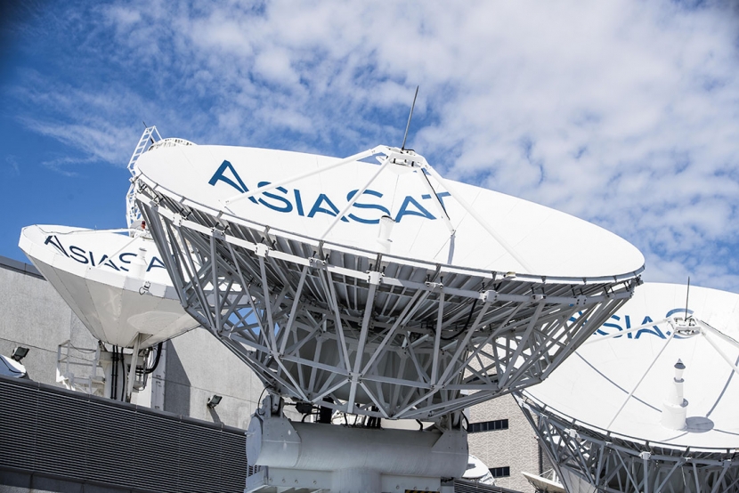 AsiaSat, Broadcast, Satellite